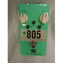 Seymour Duncan 805 Effect Pedal Package