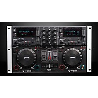 Gemini Cdmp-6000 Dual Cd/Mp3 Dj Mixing Console
