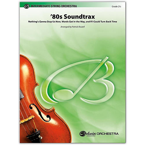 BELWIN 80s Soundtrax 2.5