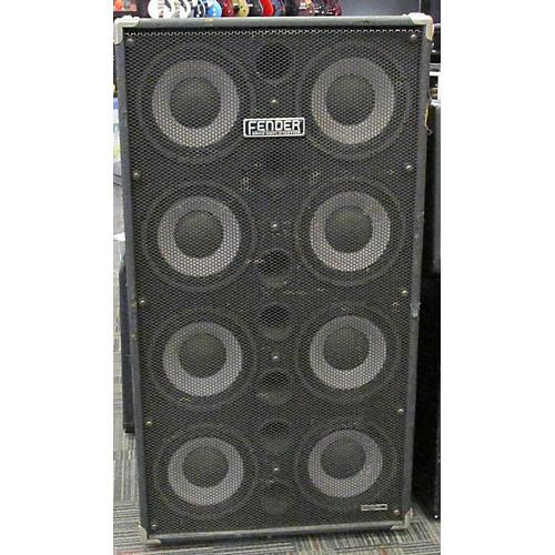 Fender 810 Pro Bass Cabinet
