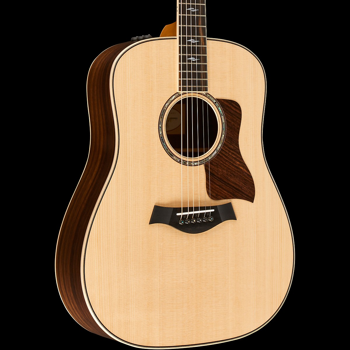 Taylor 810e Dreadnought Acoustic-Electric Guitar