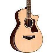 812ce 12-Fret V-Class Grand Concert Acoustic-Electric Guitar Natural