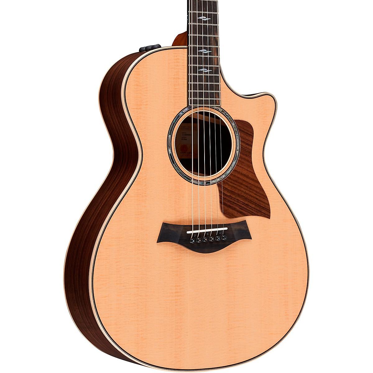 Taylor 812ce Grand Concert V-Class Acoustic-Electric Guitar