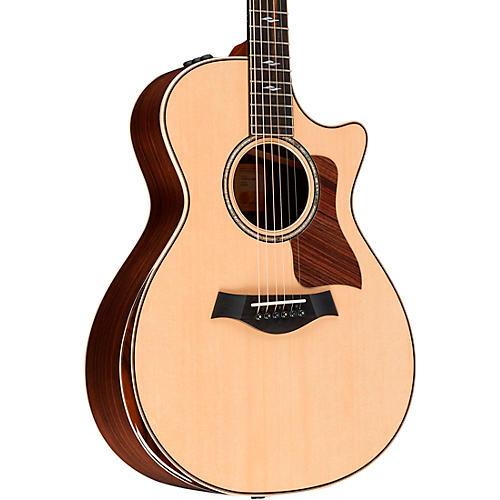 Taylor 812ce V-Class Grand Concert Acoustic-Electric Guitar