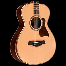 Taylor 812e 12-Fret Deluxe Grand Concert Acoustic-Electric Guitar Natural