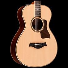Taylor 812e 12-Fret Grand Concert Acoustic-Electric Guitar Natural