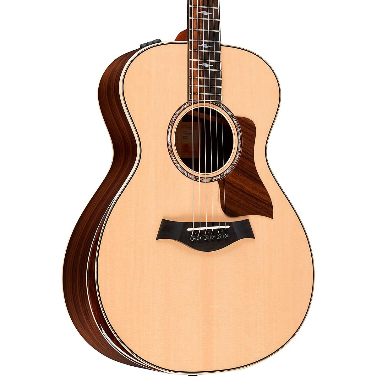 Taylor 812e V-Class Grand Concert Acoustic-Electric Guitar