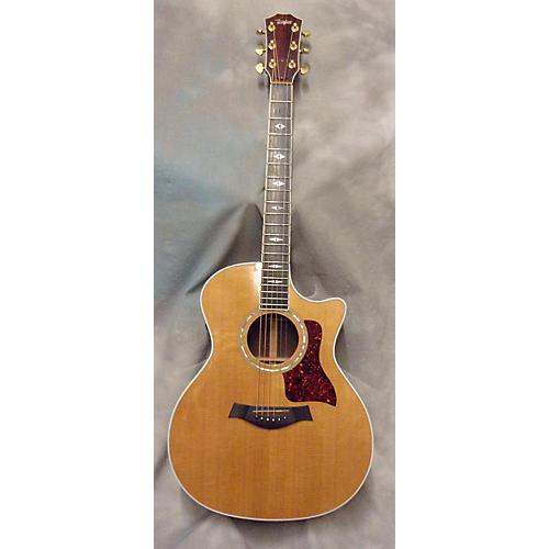 used taylor 814ce acoustic electric guitar guitar center. Black Bedroom Furniture Sets. Home Design Ideas