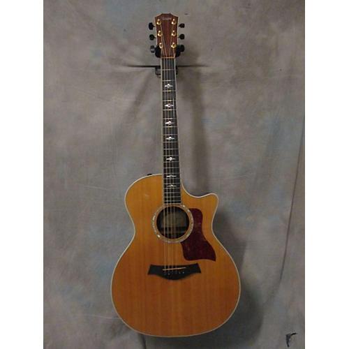 used taylor 814ce acoustic guitar guitar center. Black Bedroom Furniture Sets. Home Design Ideas