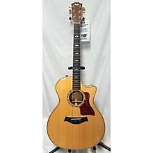 Taylor 814CE DLX Acoustic Electric Guitar