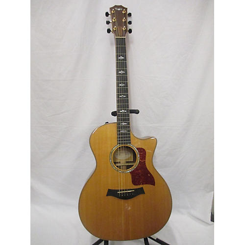 used taylor 814ce limited edition acoustic electric guitar guitar center. Black Bedroom Furniture Sets. Home Design Ideas