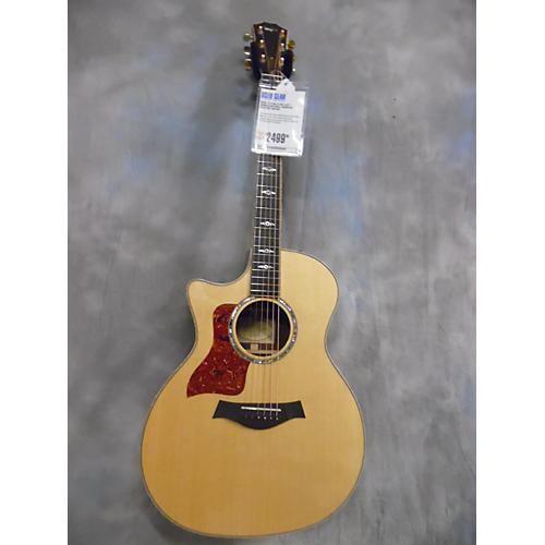 Taylor 814CE Left Handed Acoustic Electric Guitar