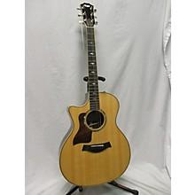used taylor left handed acoustic guitars guitar center. Black Bedroom Furniture Sets. Home Design Ideas