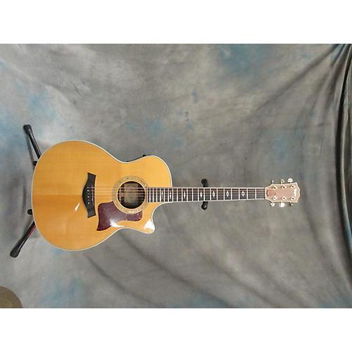 used taylor 814ce brazillian back and sides acoustic electric guitar guitar center. Black Bedroom Furniture Sets. Home Design Ideas