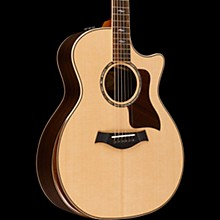 Taylor 814ce DLX Grand Auditorium Acoustic-Electric Guitar Natural