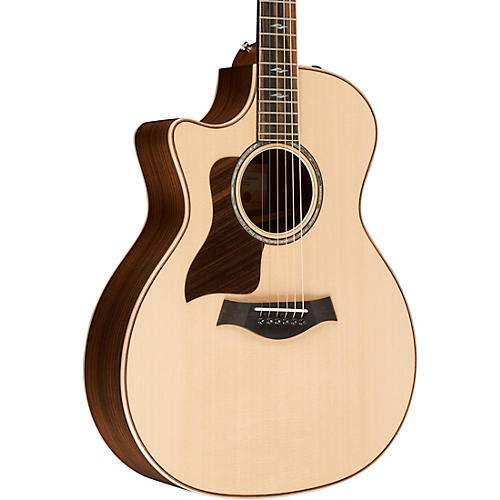 Taylor 814ce-LH V-Class Grand Auditorium Left-Handed Acoustic-Electric Guitar