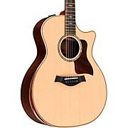 814ce V-Class Grand Auditorium Acoustic-Electric Guitar Natural