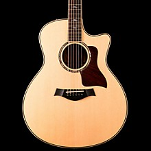 Taylor 816e Grand Symphony ES2 Acoustic Electric Guitar Natural
