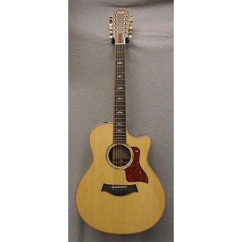 used taylor 856ce 12 string acoustic electric guitar guitar center. Black Bedroom Furniture Sets. Home Design Ideas