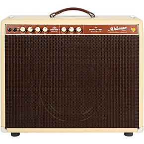 milkman sound 85w pedal steel 85w 1x12 tube guitar combo amp with celestion alnico creamback. Black Bedroom Furniture Sets. Home Design Ideas