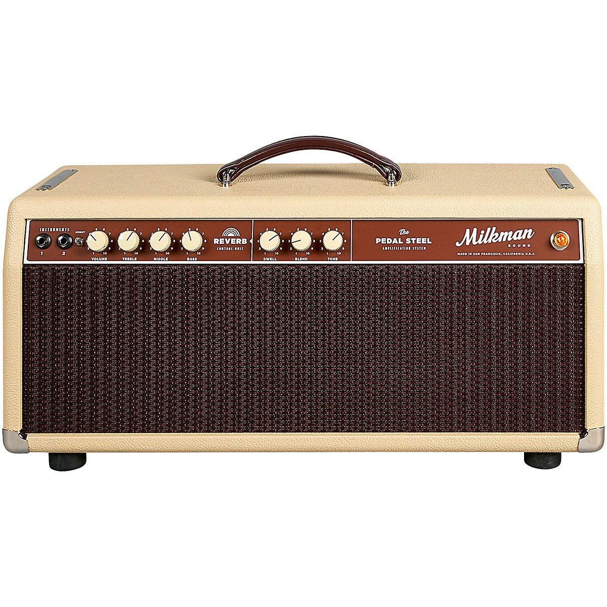 Milkman Sound 85W Pedal Steel 85W Tube Guitar Amp Head