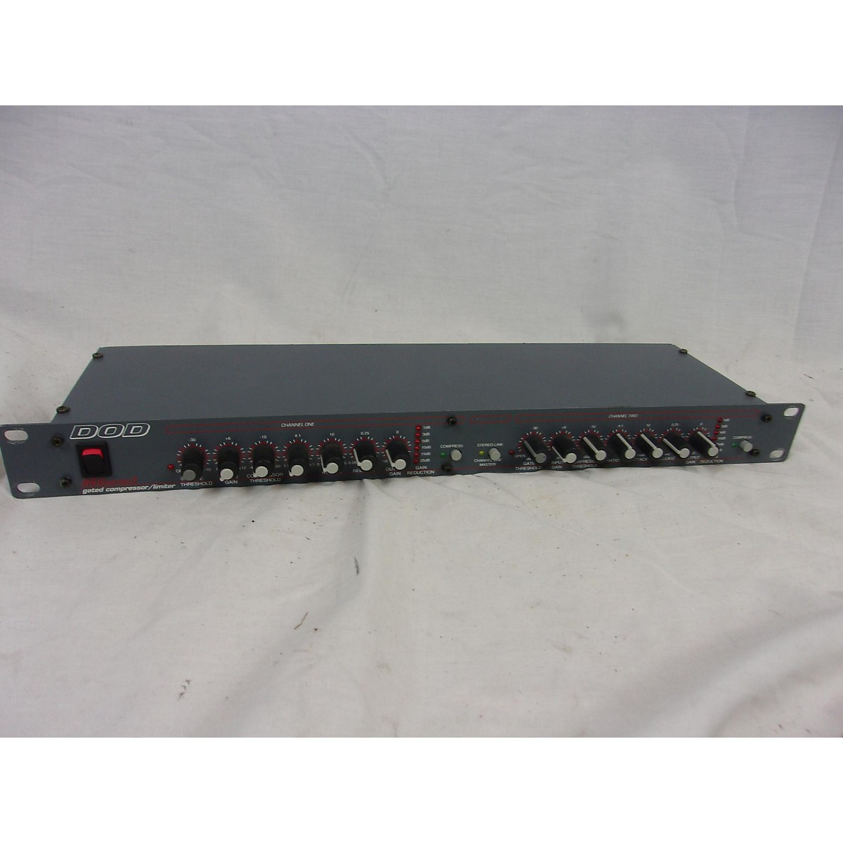 DOD 866 Series II Compressor