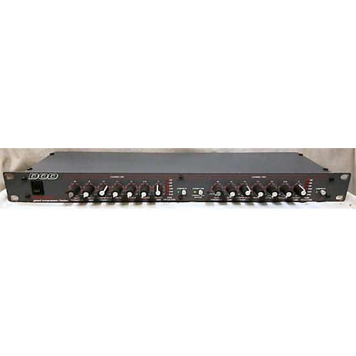 DOD 866 SeriesII Compressor