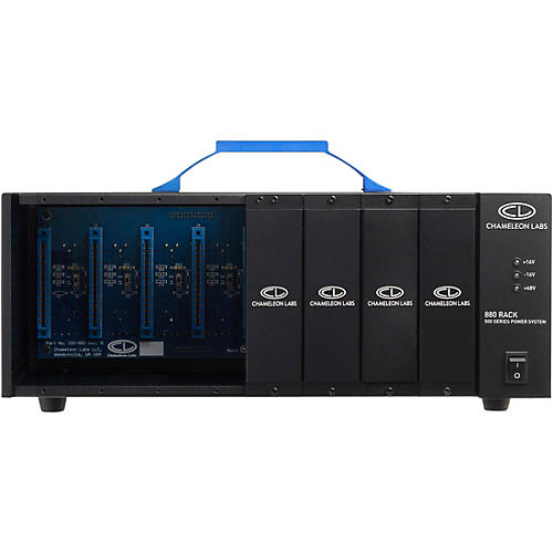 Chameleon Labs 880Rack 8-slot 500 Series Powered Rack