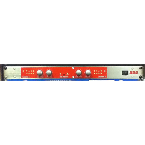 BBE 882i Sonic Maximizer SILVER AND RED Exciter