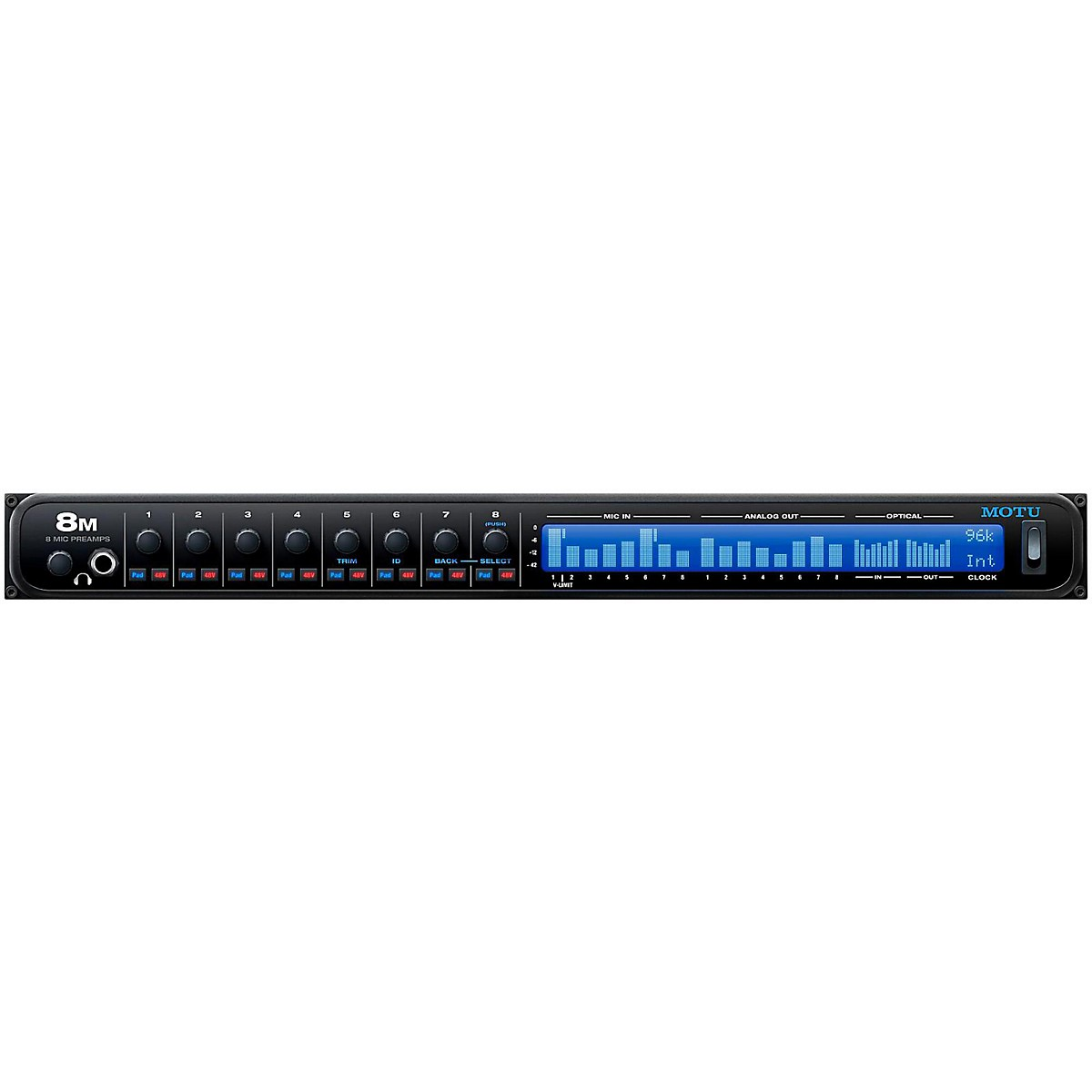 MOTU 8M Thunderbolt Audio Interface