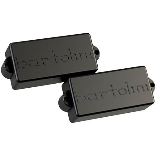 Bartolini 8S P Bass, 4-String, Original Series, Split-Coil Pair