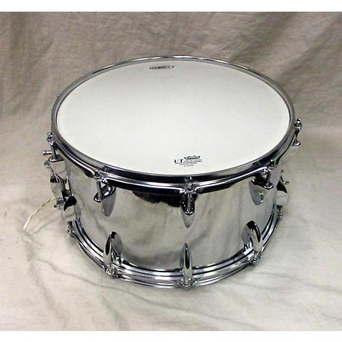 Orange County Drum & Percussion 8X14 Steel Snare Drum In Chrome Finish Drum