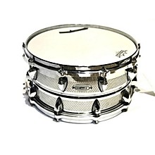 Orange County Drum & Percussion 8X14 Vented Steel Snare Drum