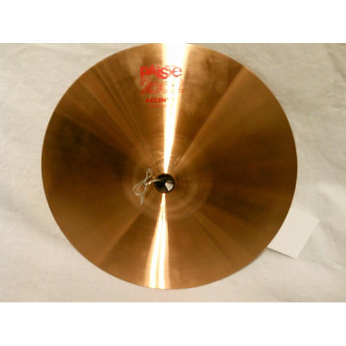 Paiste 8in 2002 Accent Cymbal
