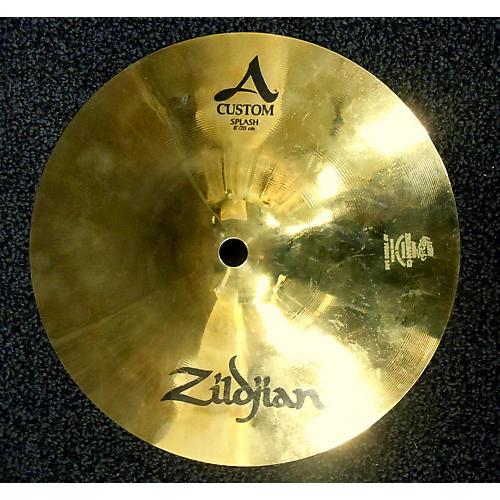Zildjian 8in A Custom Splash Cymbal