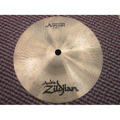 Zildjian 8in A Series Extra Thin Cymbal
