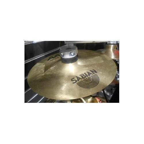 Sabian 8in AAX Splash Brilliant Cymbal