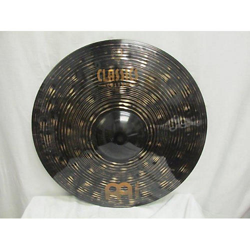 Meinl 8in Byzance Dark Splash Cymbal