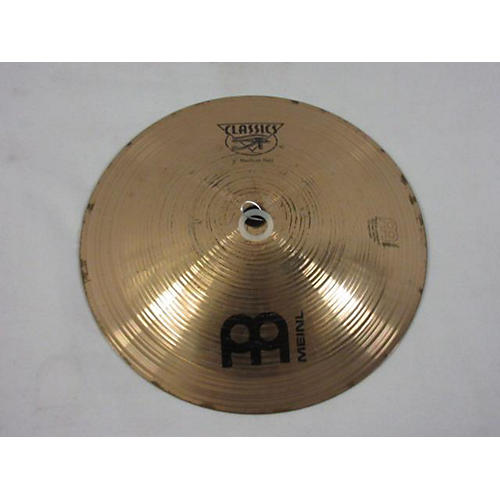 Meinl 8in CLASSIC MEDIUM BELL Cymbal
