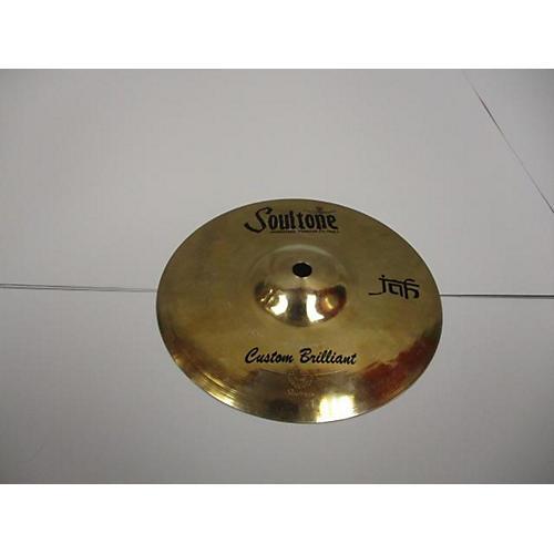 Soultone 8in JAH CUSTOM BRILLIANT SPLASH Cymbal