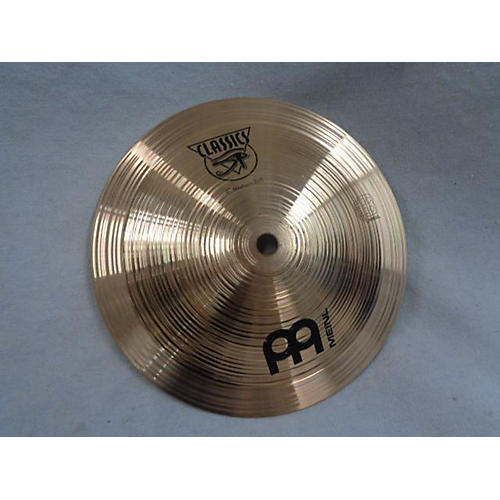 Meinl 8in Medium Bell Cymbal