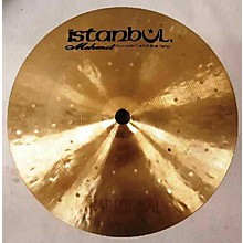 Istanbul Mehmet 8in Traditional Cymbal