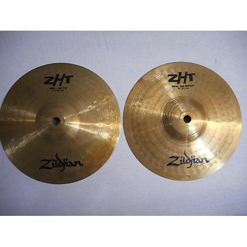 Zildjian 8in ZHT Mini Hi Hat Pair Cymbal