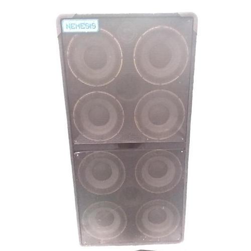 Nemesis 8x10 Bass Cab Bass Cabinet