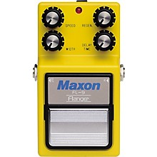 Maxon 9-Series FL-9 Flanger Pedal Level 1