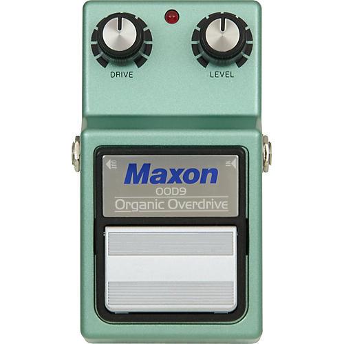 Maxon 9-Series OOD-9 Organic Overdrive Pedal