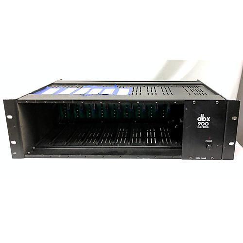 dbx 900 RACK 9-SLOT CHASSIS Signal Processor