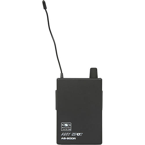 Galaxy Audio 900 SERIES Wireless In-Ear Monitor Receiver Frequency with EB3 Ear Buds