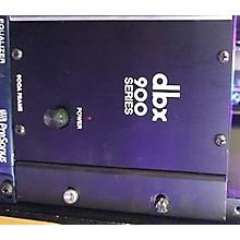 dbx 900A Rack Equipment