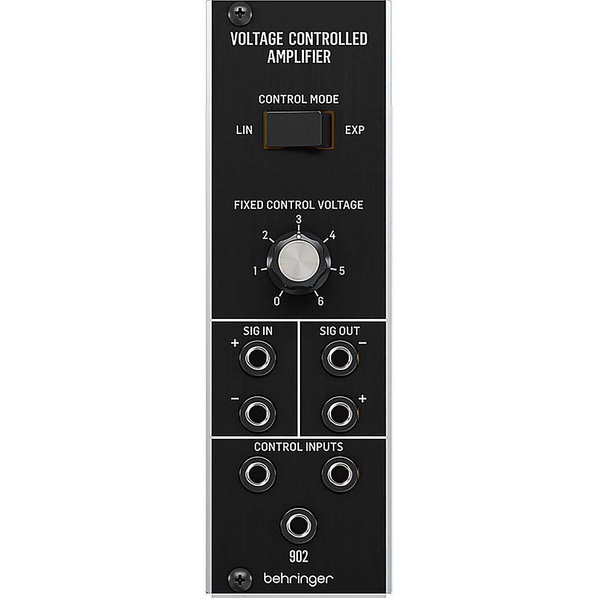 Behringer 902 Voltage Controlled Amplifier Eurorack Module